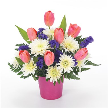 """You're the Best!"" flower bouquet (BF4-11K)"